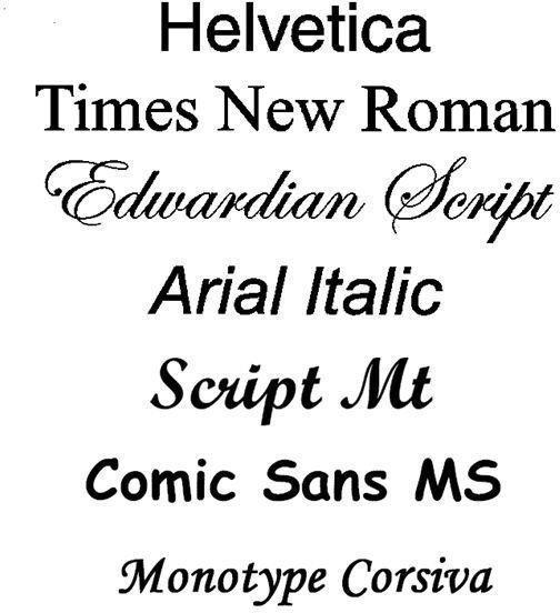 typefaces,typography design
