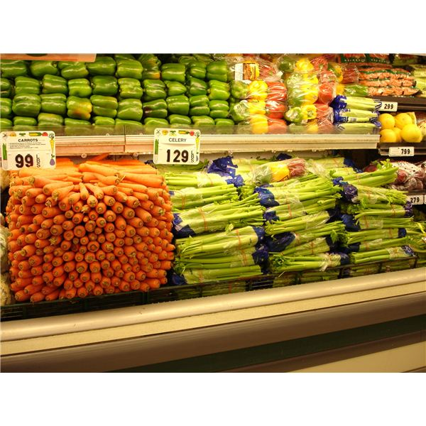 Ideas on Setting up a Supermarket Learning Center for the Preschool Teacher