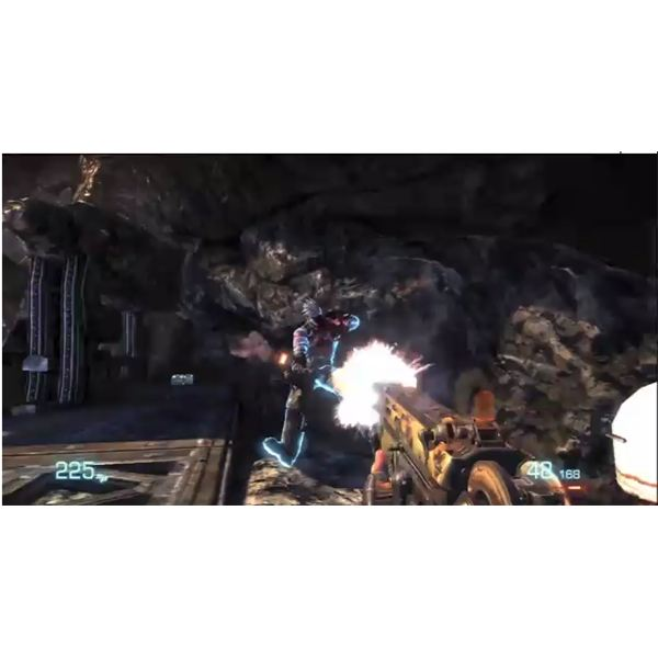 Bulletstorm Walkthrough - Act 1 - Chapter 2 - The Mining Camp and the Gyrocopters