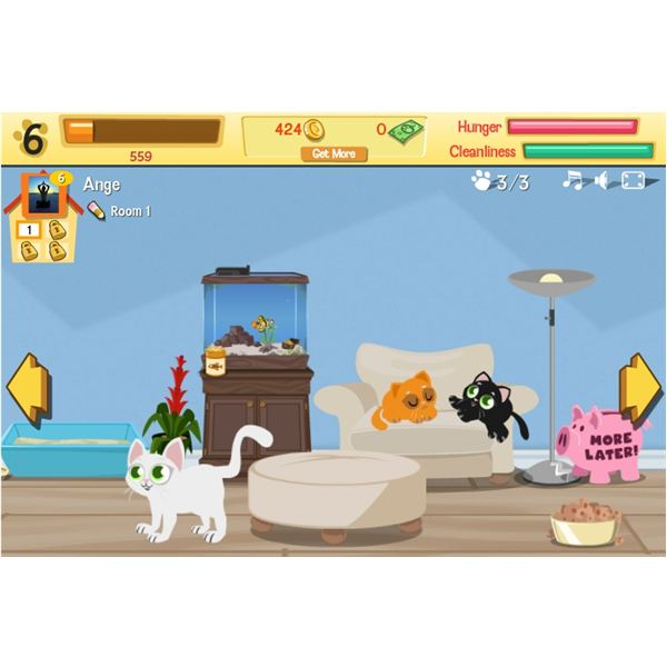 Happy Pets - Facebook games