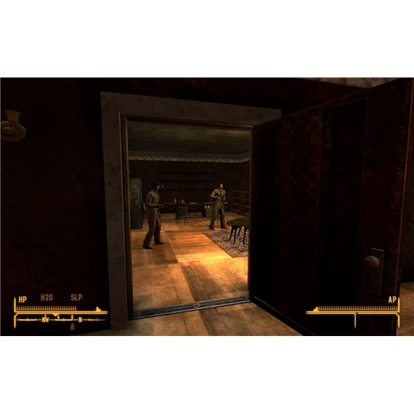 Fallout: New Vegas Walkthrough - How Little We Know - Killing Big Sal and Nero