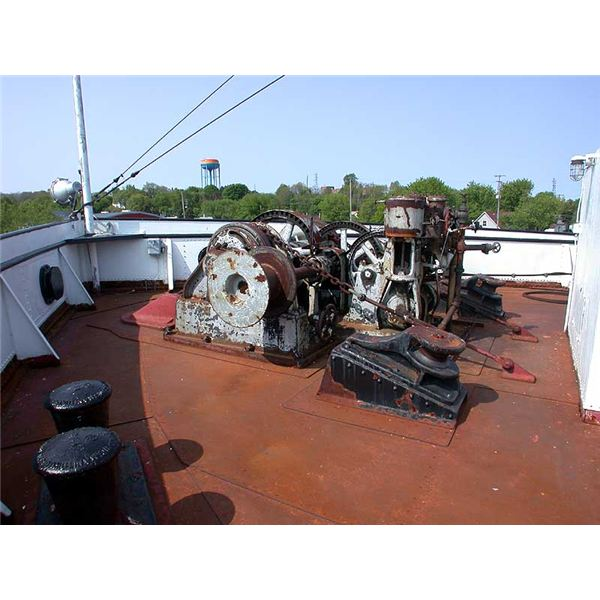 Ship Anchor Windlass