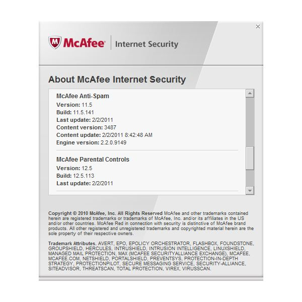 Solutions to McAfee Antivirus Plus Not Working With Thunderbird