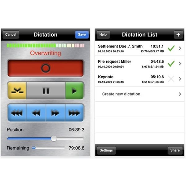 voice recorder app for iphone 6