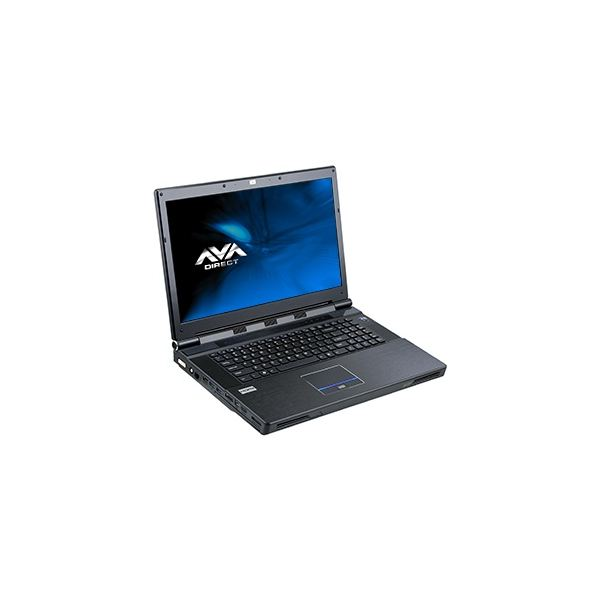 Powerful Gaming Laptops: AVA Direct X7200