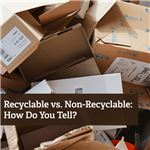 Easy tips for telling if something is recyclable or not