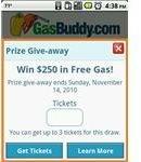 gasbuddy tickets drawing
