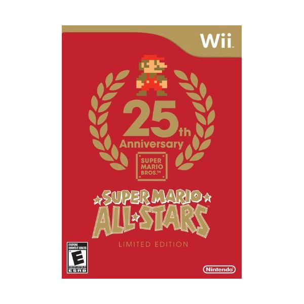 Review of Super Mario All-Stars: Limited Edition