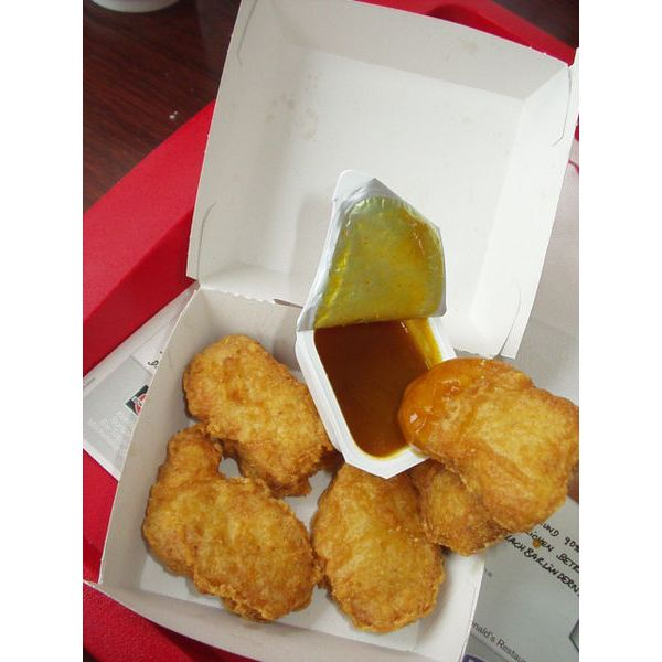Nutrition Facts For 10 Piece Chicken McNuggets: Healthy Or