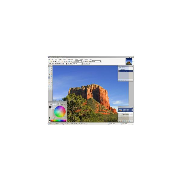 Paint.NET Alternative to Photoshop