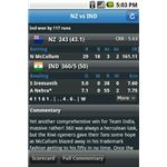 Cricbuzz - One of the Best Android Cricket Apps