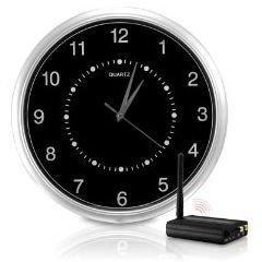 Hidden Camera Wall Clock