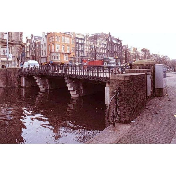 different types of bridges - old bridge