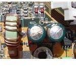 blown capacitor