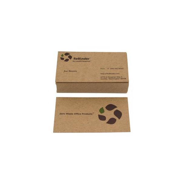 Find outstanding business cards sample designs here eco conscious business cards are a great way to be green reheart Images