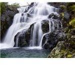 Waterfalls at Nangwynant 2009 by Steve Evans