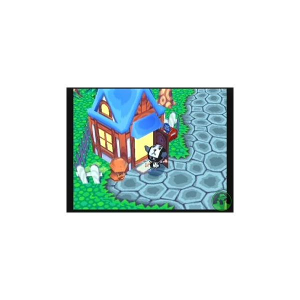 Animal Crossing Gamecube Screenshot