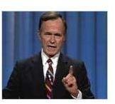 Wikimedia Commons President Bush says No New Taxes