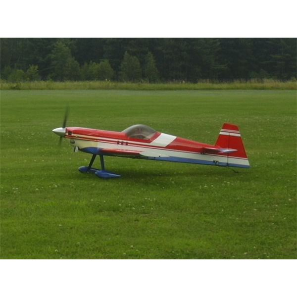 Plane Powered by Internal Combustion