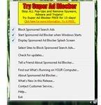 Handy Commands in using Sponsored Ad Blocker
