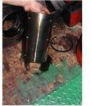 piston pin removal