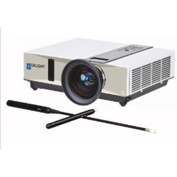 Boxlight ProjectoWrite2 W Interactive LCD Projector