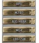 LMG Mastery Titles