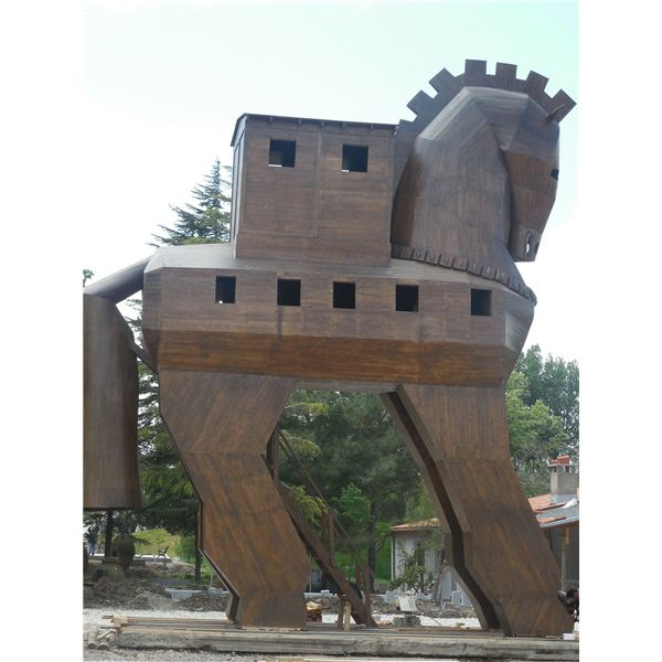 Trojan War Study Guide: What Was the Trojan Horse?