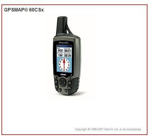 GPSMAP 60CSx
