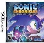 Sonic Chronicles cover art