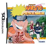 Naruto Path of the Ninja cover