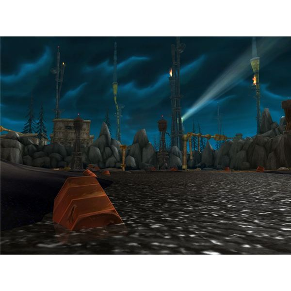 The Isle of Conquest new Battleground in WoW Patch 3.2