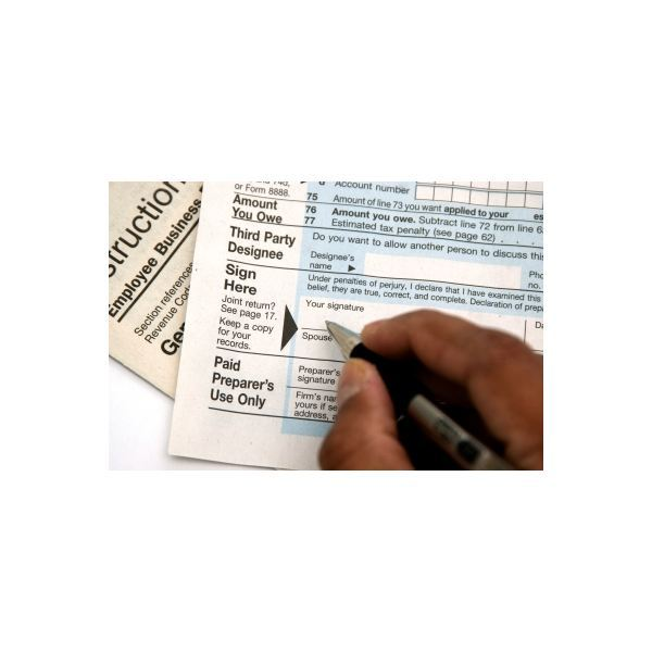 Do you need to fill out a tax form when you win the lottery?