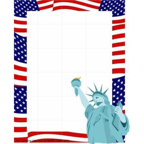 Patriotic Page Borders: Top Resources for You to Check Out  Patriotic Page ...