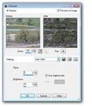 Settings for Chrome Filter
