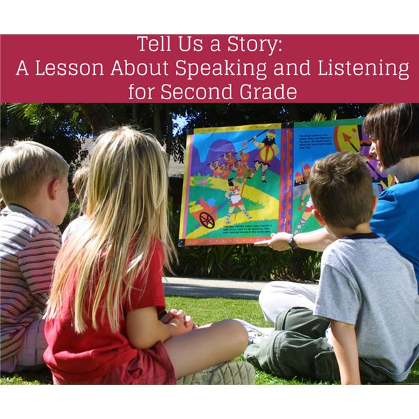 Second Grade Storytelling Activities and Lesson Ideas: Teach