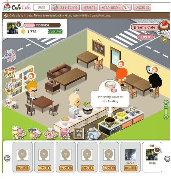 Cafe Life