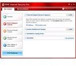 Figure 1 - Trend Micro Internet Security Pro 2010 - Anti Virus