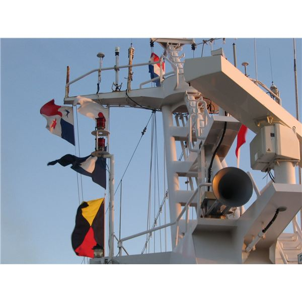 Ship Whistle - Construction and Working