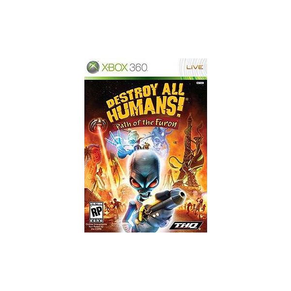Helpful tips and cheat codes for the Destroy All Humans Path of the Furon Xbox 360 game