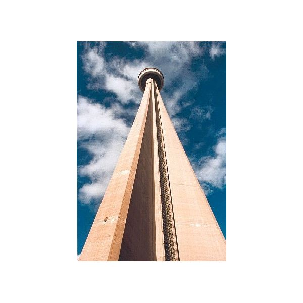 CN Tower - View From Below