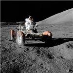 Apollo 17 Lunar Roving Vehicle