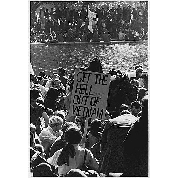 Vietnam War Protest in DC, 1967