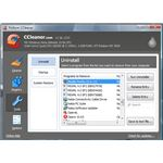 Uninstall Firefox Using CCleaner