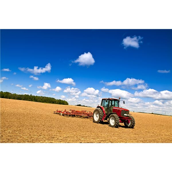 Advantages of Industrial Agriculture