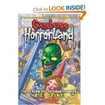 Scream of the Haunted Mask by R.L. Stine