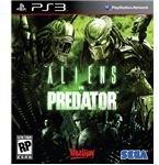 Aliens vs Predator PS3 Cover