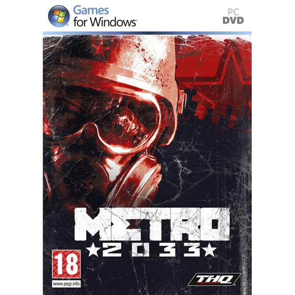 Review of Metro 2033 for the PC