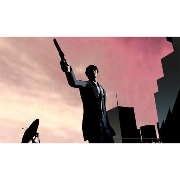 Killer7 still looks pretty awesome by modern standards.