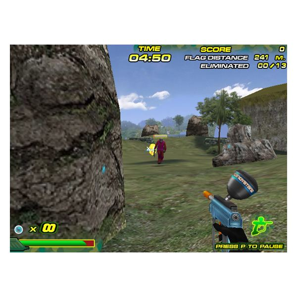 Free PC Paintball Games - Play Paintball on Your PC - Paintball Online